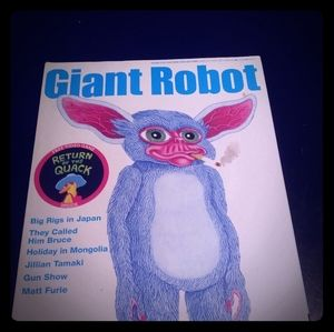 Giant Robot Issue 67